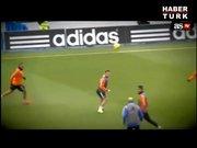 Zidane, Real Madrid antrenmanında!