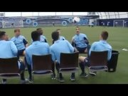 Manchester Cityli çılgın gençler