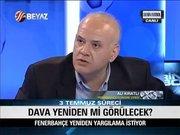Ahmet Çakar 'tehdit ediliyorum' dedi ve terk etti