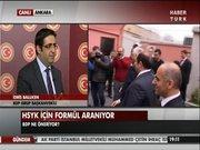HSYK yapısının değişmesi için BDP ne öneriyor?