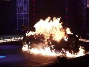Top Gear'da çılgınca şov!