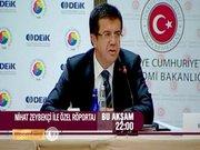 Ekonomi Bakanı Nihat Zeybekçi anlatıyor...