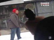 Eğlenmek için insanları silahla korkutunca hapse atıldı!