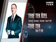 Büyükşehir adayları Habertürk TV'de
