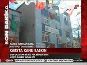 Kars'ta silahlı baskın ile ilgili ilk açıklama