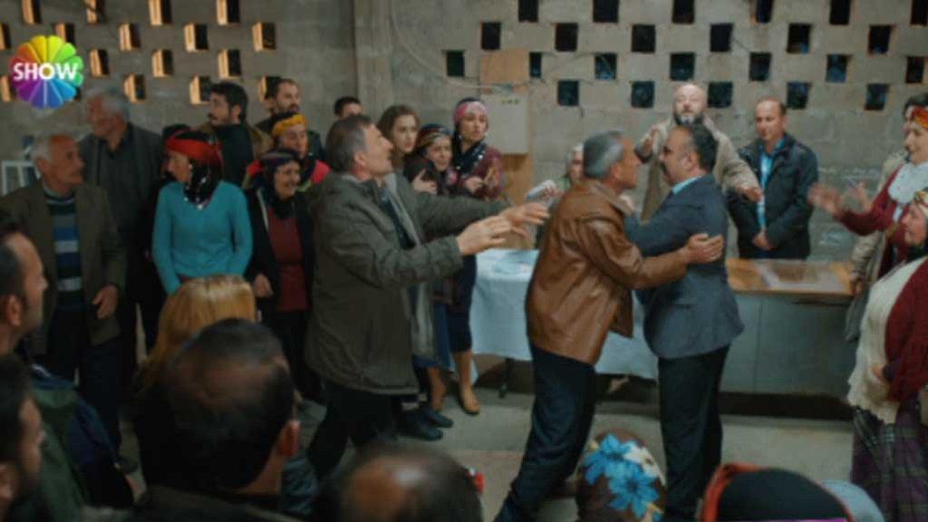 Şenyuva'da seçim bitti, sandıklar açıldı / Sevdaluk