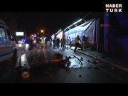 İstanbul'daki kazalar