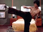 Bruce Lee'nin hiç görmediğiniz hareketleri!