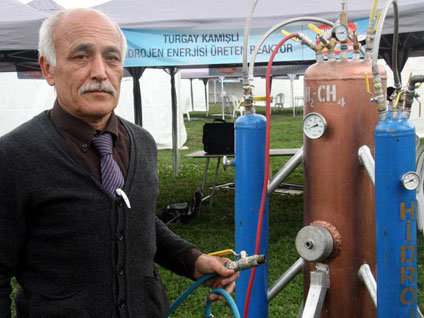 Çöpten hidrojen enerjisi