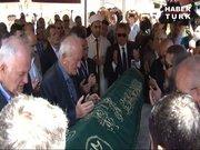 Ali Şen'in torunu Alp Ali Şen'in cenazesinde gözyaşları sel oldu