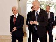 ABD Başkan Yardımcısı Joe Biden'dan Kıbrıs'a tarihi ziyaret