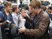 CNN muhabiri gözaltına alındı!