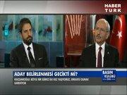 CHP lideri Kemal Kılıçdaroğlu Basın Kulübü Özel'de / 1