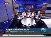 PKK'nın elindeki çocuklar