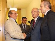 "CHP'den HDP'ye ""Köşk"" ziyareti"