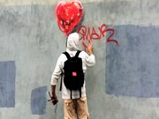 Banksy'nin son icraatı