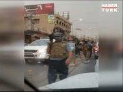 IŞİD'in Musul'da attığı zafer turunun görüntülerini Zübeyir Koçulu ele geçirdi