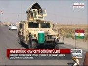 Peşmerge ve IŞİD'in karşı karşıya geldiği nokta!