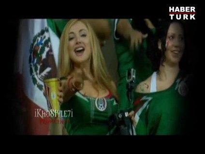 Dünya Kupası'nın en seksi taraftarları