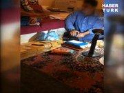 Iraklı sahte hocanın muska pazarlığı