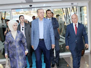 Başbakan Erdoğan'ın Köşk turunun ikinci durağı Erzurum