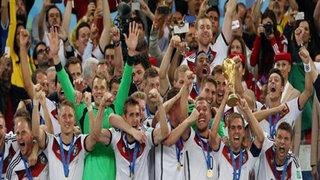 Dünya Kupası finali kupa töreni