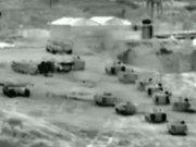 İsrail'in Gazze'ye kara saldırılarından görüntüler