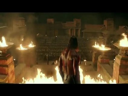 Herkül: Özgürlük Savaşçısı filmi fragmanı yayınlandı