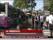 İstanbul'da İETT otobüsü faciası!