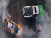 Formula 1 pistinde kıran kırana yarış!