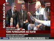 """""""Beşiktaş stadının adı 'Süleyman Seba' olmalı"""""""