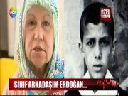 Engin Öksüz'ün annesi Erdoğan'ın sınıf arkadaşı çıktı