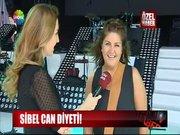 Sibel Can'la çok özel...