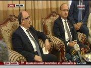Atalay görevini Akdoğan'a devretti