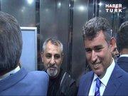 """""""Feyzioğlu"""" asansörde mahsur kaldı"""