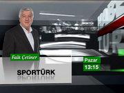 Sportürk - 19 Ekim Pazar