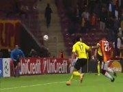 Galatasaray: 0 - Dortmund: 4