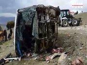 Afyonkarahisar'da korkunç kaza