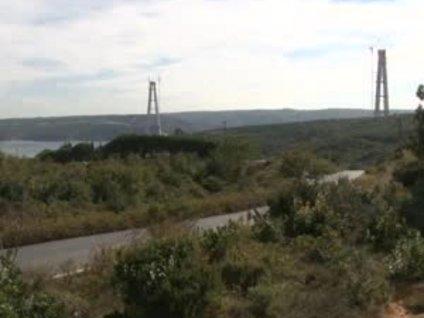 Üçüncü köprünün son görüntüleri