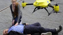 Hayat kurtaracak ambulans drone'lar