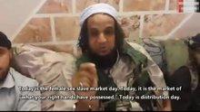 IŞİD üyelerinden kadın pazarlığı