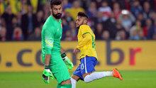 Neymar, Samba'ya başladı