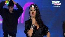 İvana Sert'ten 80'ler dansı