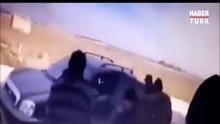 Irak televizyonu bu görüntüleri yayınladı