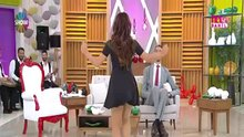 Asena'dan dans şov