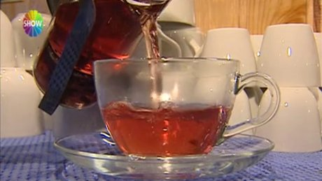 Çay tiryakileri dikkat!