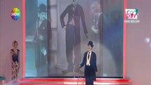 Gizem Güler'den Charlie Chaplin performansı