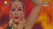 İvana'dan muhteşem Hint dansı!