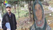 Eşini 15 yıl aradı, mezarını buldu!