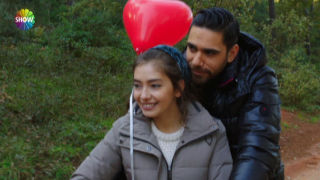 Macit ve Neriman'ın romantik anları / Fatih Harbiye